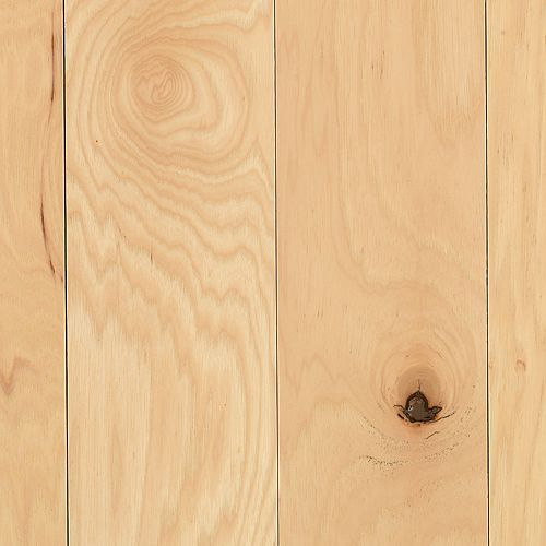 Stoneside Hickory Solid 325 Hickory Natural 10