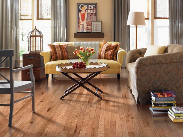 Valley Vista Red Oak Natural 10
