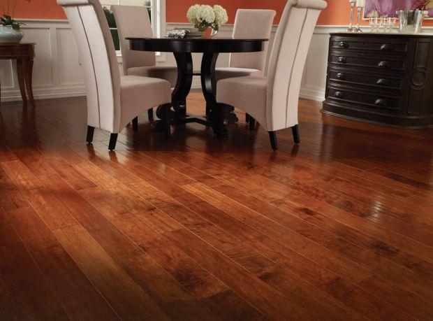 Brindisi Plank Dark Auburn Maple 2
