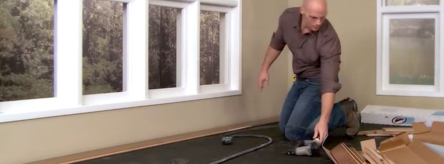 How To Install Hardwood Floors Wood