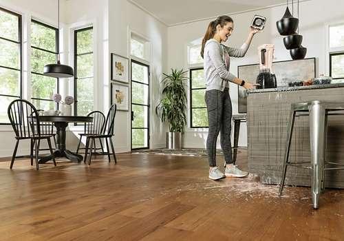 Pergo WoodCraft Hardwood Durability