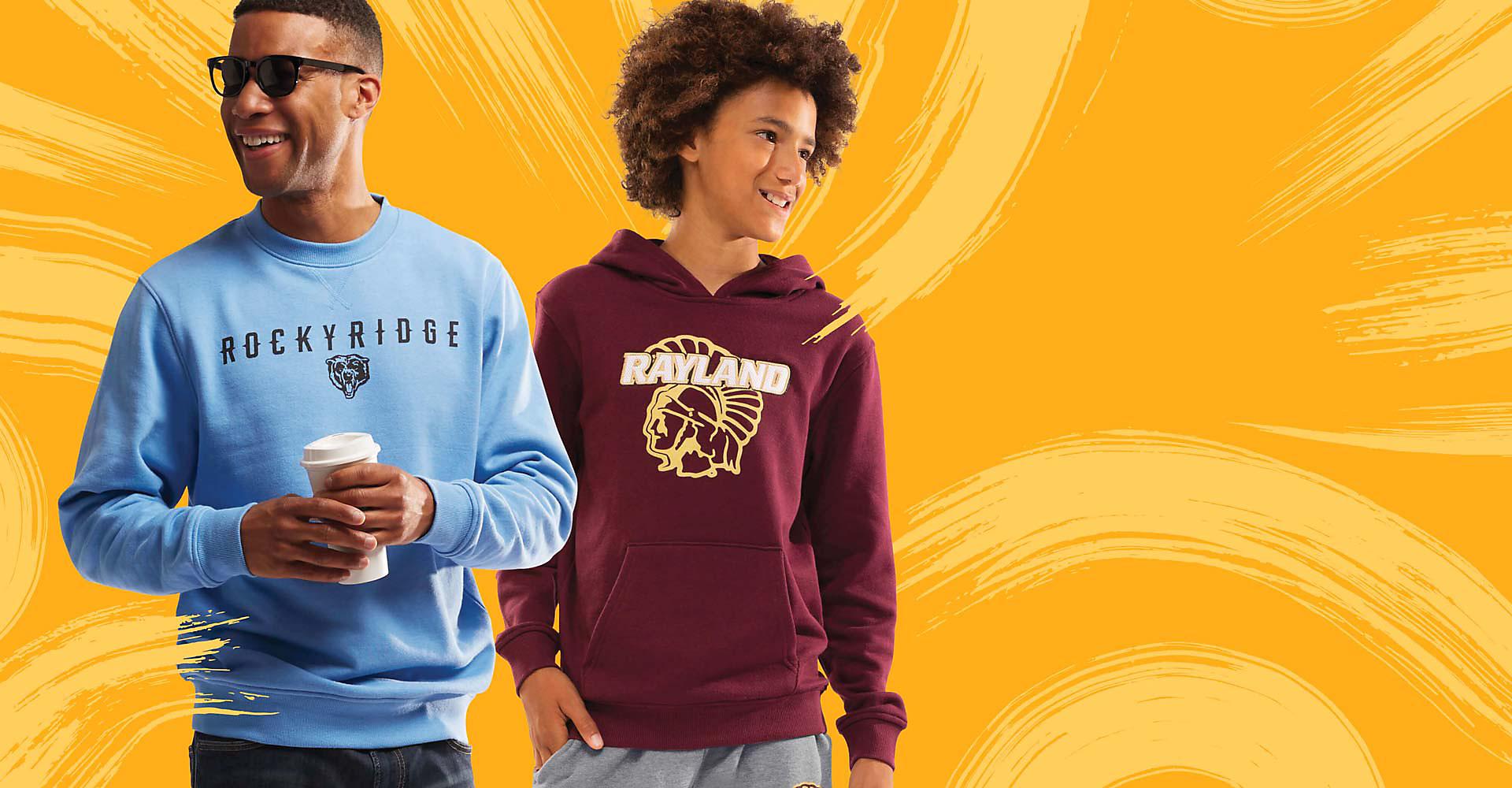 759243b3325d Wholesale Sports Apparel & Bulk Team Clothing   Augusta Sportswear,  Holloway, High Five, & Russell Athletic