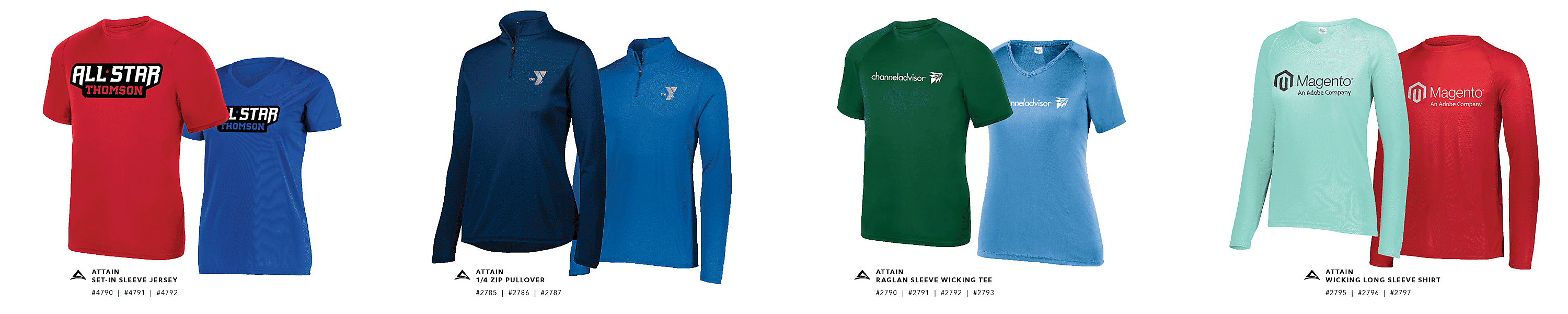 b95dd674a Wholesale Sports Apparel & Bulk Team Clothing | Augusta Sportswear ...