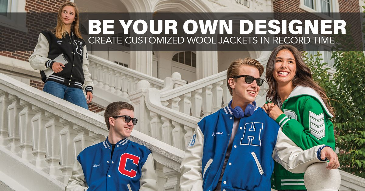 Be Your Own Designer - Create Customized Wool Jackets in Record Time