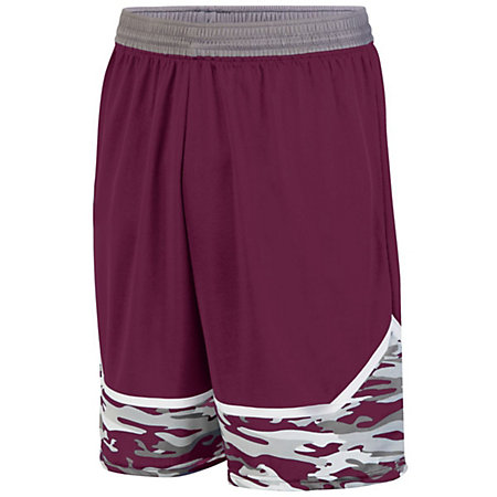 Youth Mod Camo Game Shorts