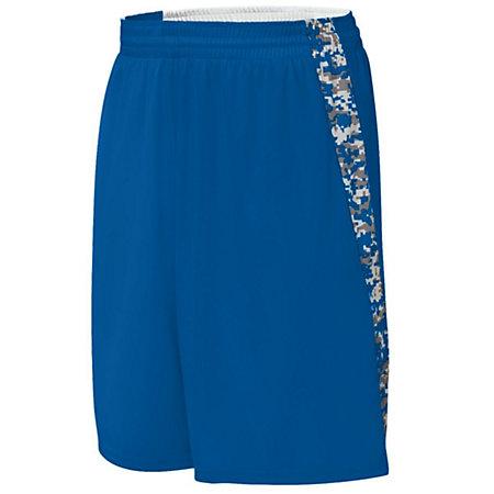 Hook Shot Reversible Shorts