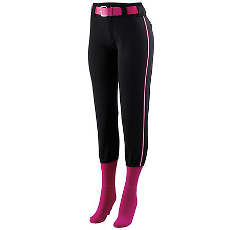 Girls Low Rise Collegiate Pant
