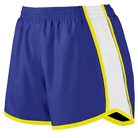 Ladies Junior Fit Pulse Team Shorts