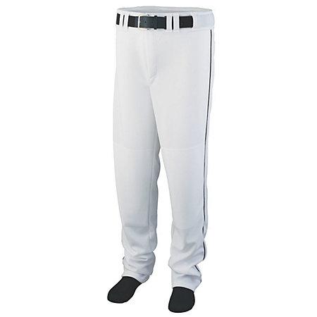 Youth Series Baseball/Softball Pant With Piping
