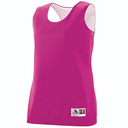 Ladies Reversible Wicking Tank