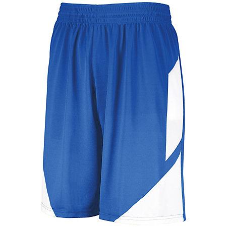 Youth Step-Back Basketball Shorts