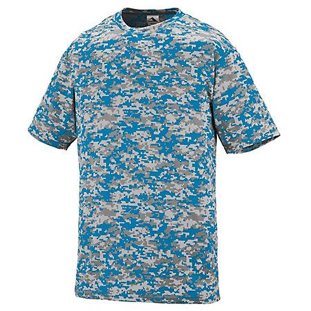 Digi Camo Wicking T-Shirt