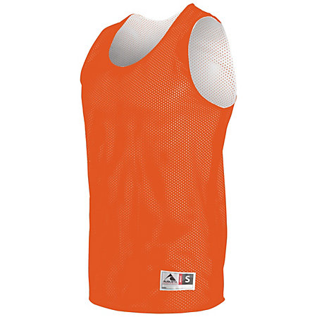 Youth Tricot Mesh Reversible Tank