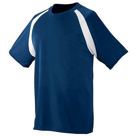Youth Wicking Color Block Jersey