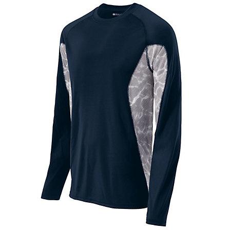 Long Sleeve Tidal Shirt