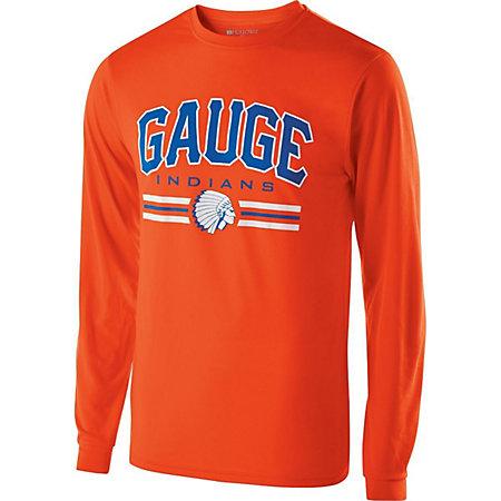 Gauge Shirt Long Sleeve