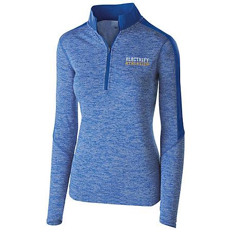Ladies Electrify 1/2 Zip Pullover