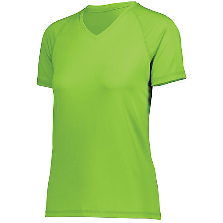 Ladies Swift Wicking Shirt