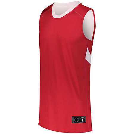 Dual-Side Single Ply Basketball Jersey