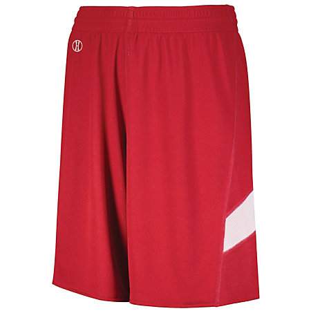 Youth Dual-Side Single Ply Basketball Shorts