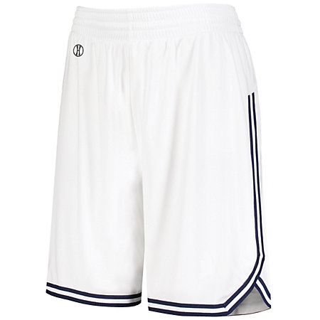 Ladies Retro Basketball Shorts