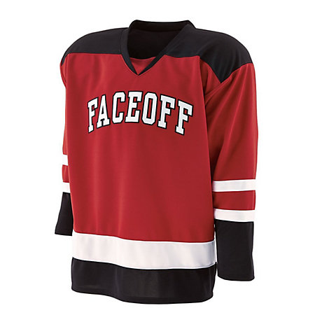 Faceoff Goalie Jersey
