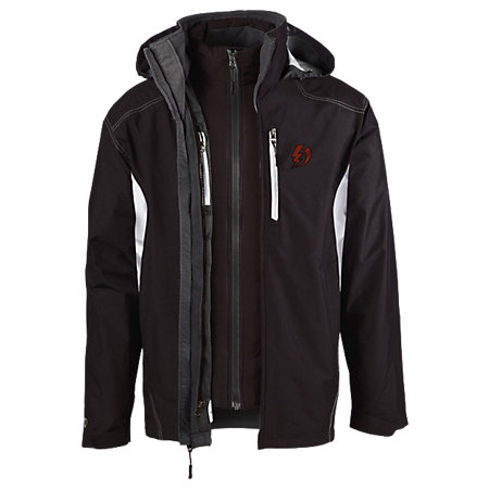 Interval 3 in 1 Jacket