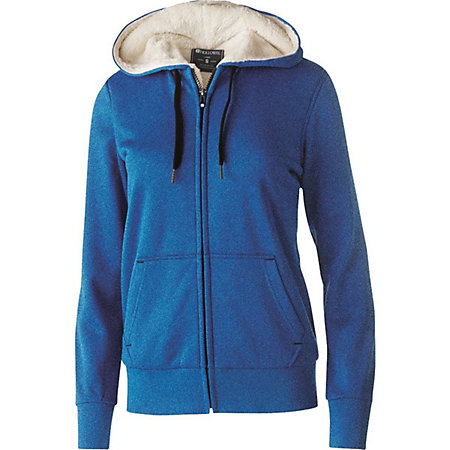Ladies Artillery Sherpa Jacket