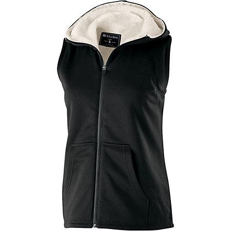Ladies Artillery Sherpa Vest