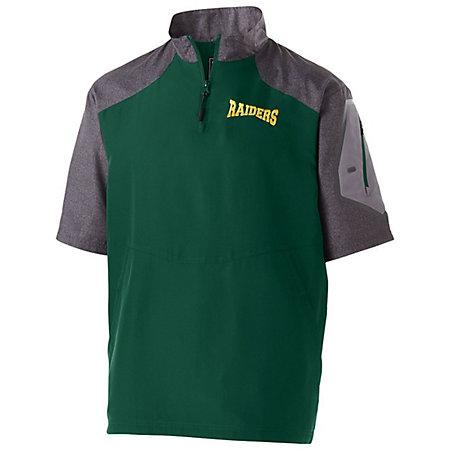 Raider  Short Sleeve Pullover