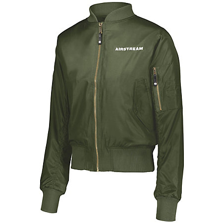 Ladies Flight Bomber Jacket