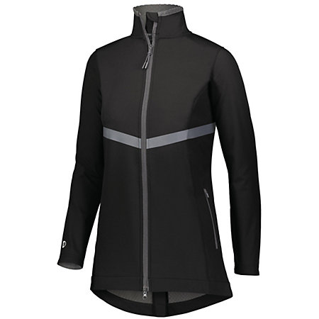 Ladies 3D Regulate Soft Shell Jacket