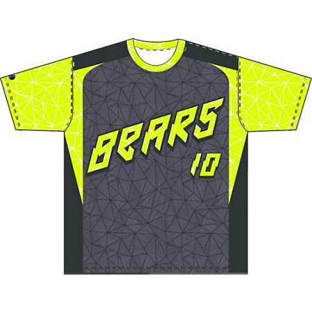 Decorated Sublimated S/S Shirt