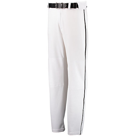 Open Bottom Piped Pant