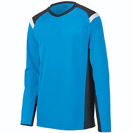 Oblique Long Sleeve Jersey