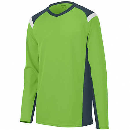 Oblique Long Sleeve Jersey