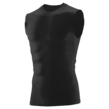 Youth Hyperform Sleeveless Compression Shirt