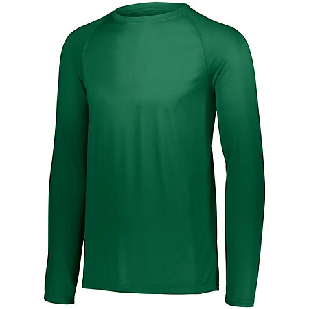 Youth Attain Wicking Long Sleeve Shirt