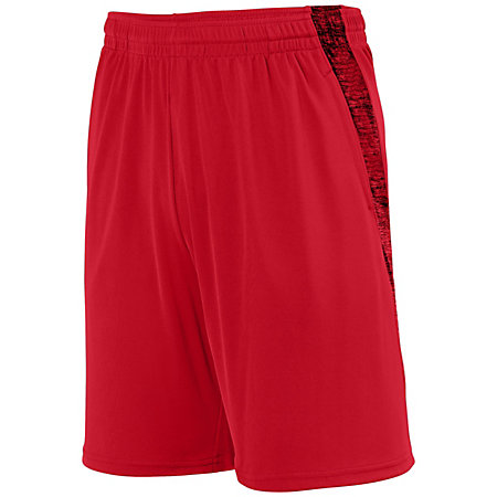 Youth Intensify Black Heather Training Short