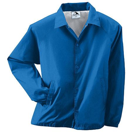 Nylon Coach's Jacket/Lined