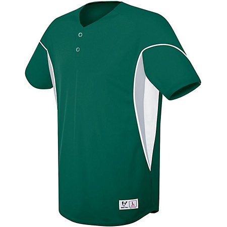 Image for Youth Ellipse Two-Button Jersey from ASG