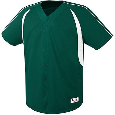 Youth Impact Full-Button Jersey