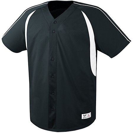 Image for Youth Impact Full-Button Jersey from ASG