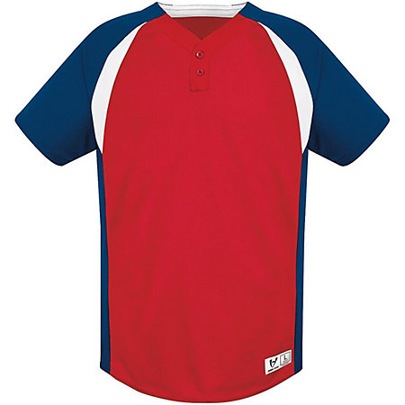 Youth Gravity Two Button Jersey