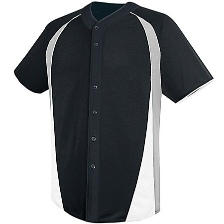 Image for Youth Ace Full Button Jersey from ASG
