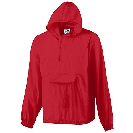 Pullover Jacket In A Pocket