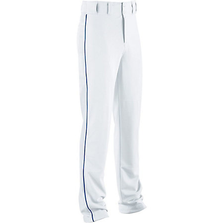 Adult Piped Classic Double-Knit Baseball Pant