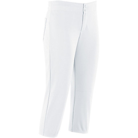 Image for Womens Unbelted Softball Pant from ASG