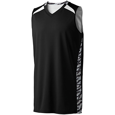 Youth Printed Campus Reversible Jersey
