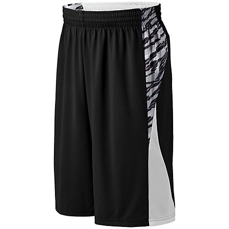 Image for Printed Campus Reversible Shorts from ASG